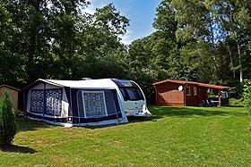 fester wohnsitz auf dem campingplatz